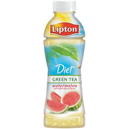 lipton diet green tea review