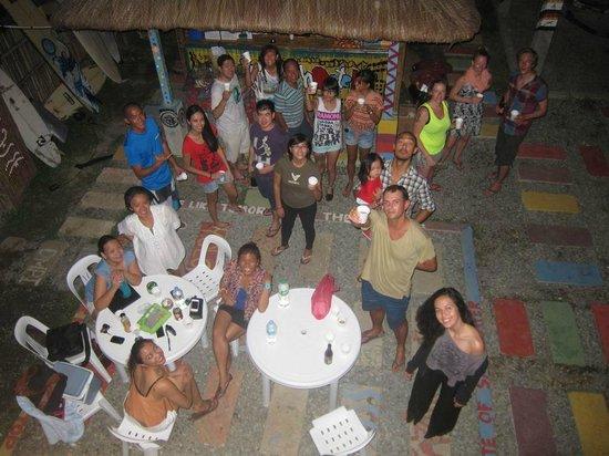 the circle hostel la union review