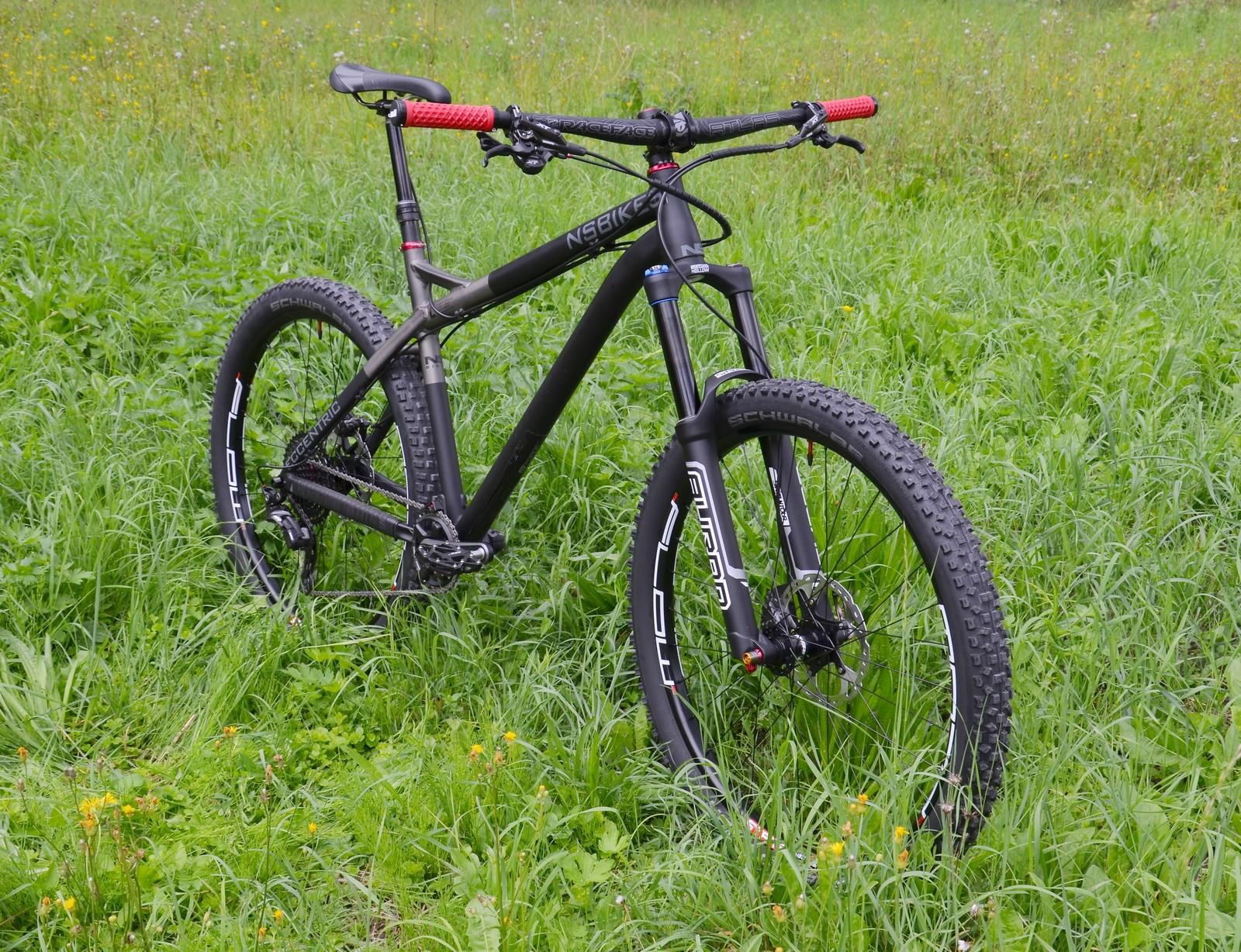 ns bikes eccentric alu review