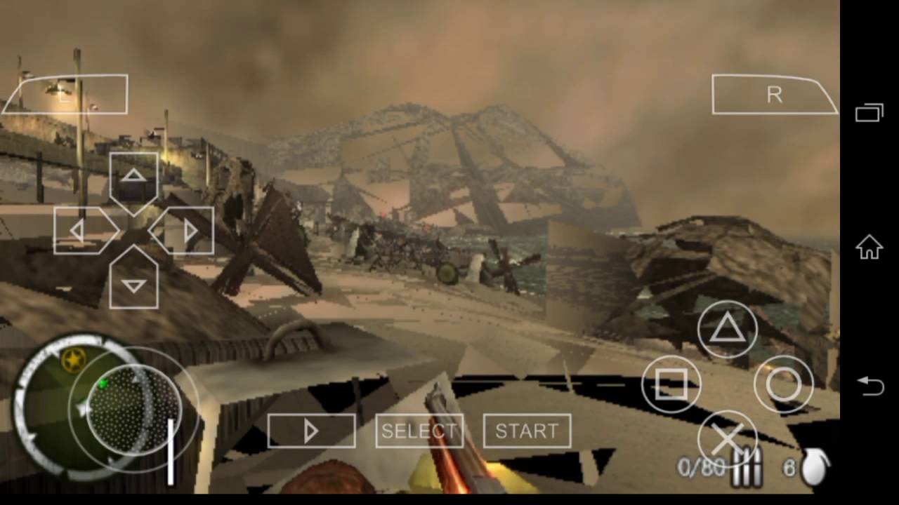 medal of honor heroes 2 psp review