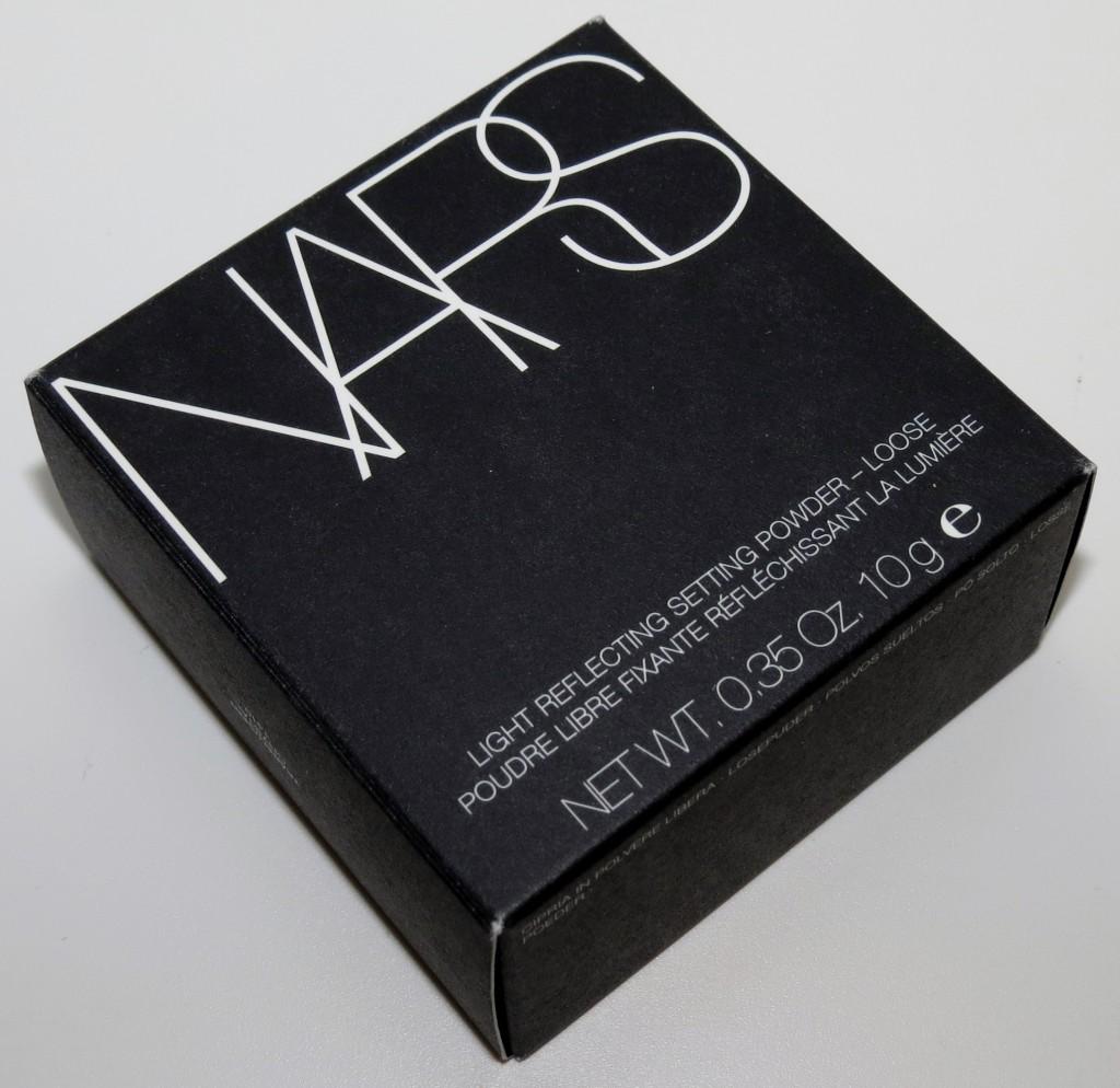nars light reflecting loose setting powder review