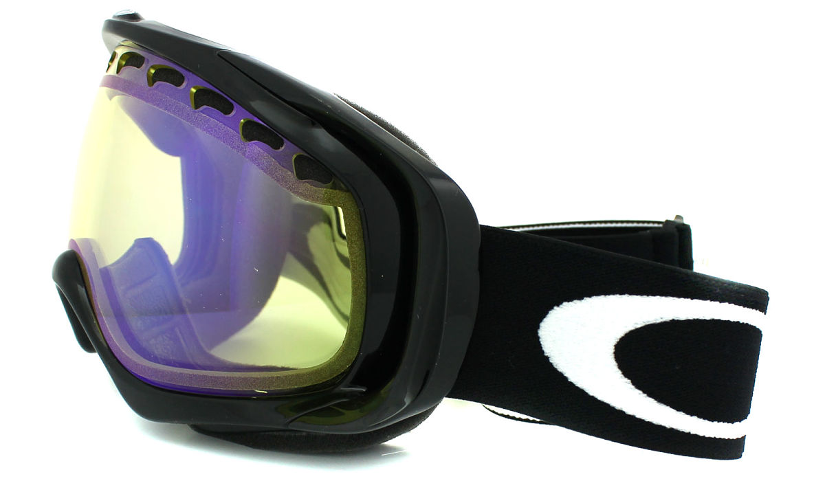 oakley crowbar snow goggles review
