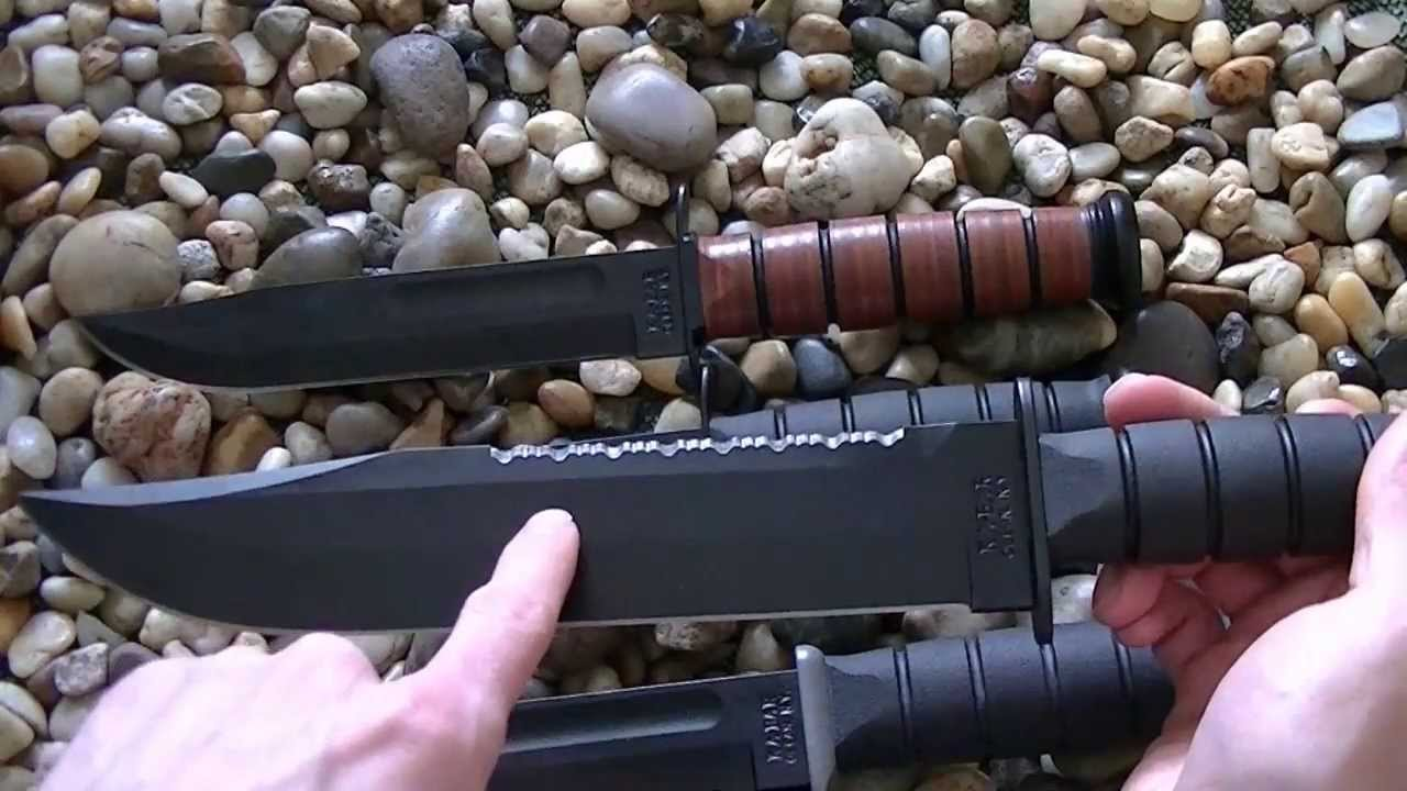 ka bar hunter knife review