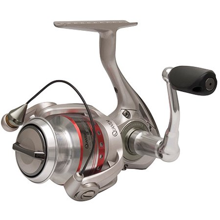 quantum iron spinning reel review