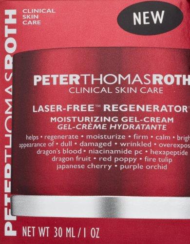 peter thomas roth laser free regenerator moisturizing gel cream reviews