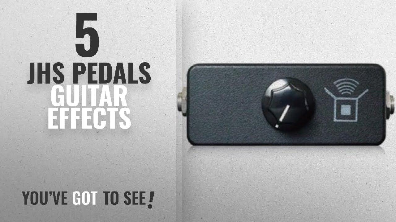 jhs pedals little black amp box review