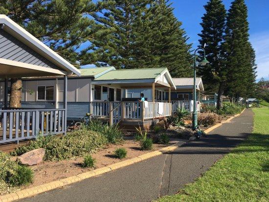 kendalls beach caravan park review