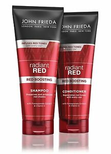 john frieda red conditioner review