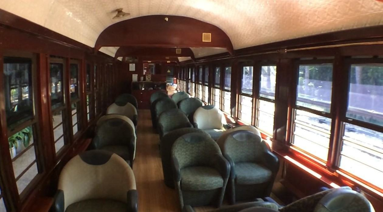 kuranda scenic railway gold class reviews