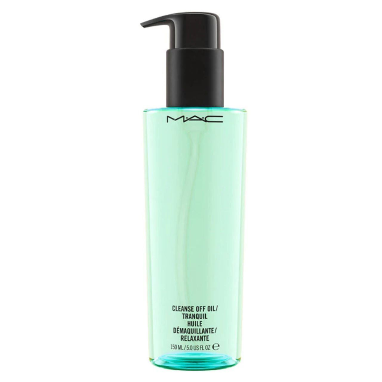 mac cleanse off oil review