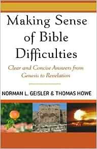 making sense of the bible review