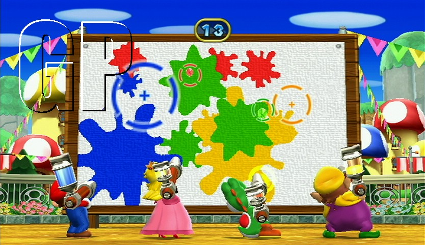 mario party 9 wii review