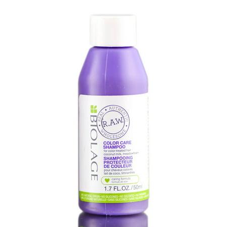 matrix biolage colour care shampoo review