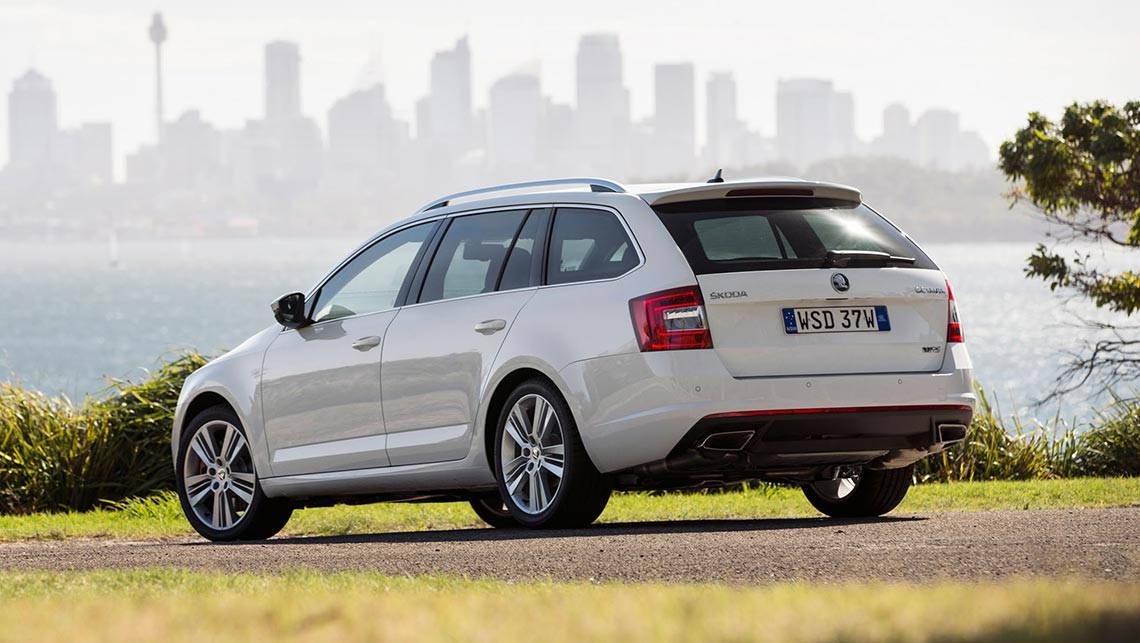 octavia rs wagon review 2016