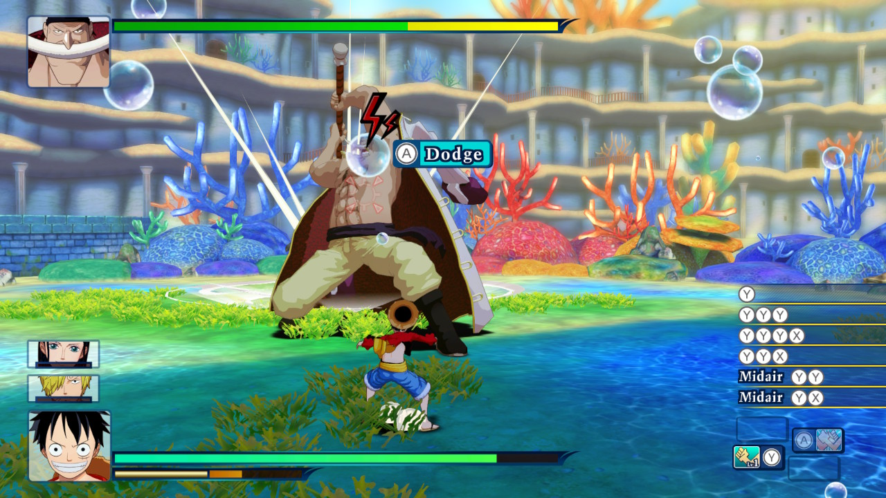 one piece switch game review