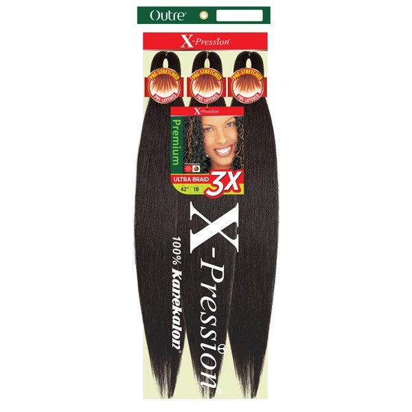 outre kanekalon braiding hair review