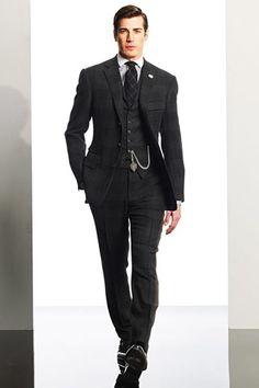 ralph lauren purple label suit review