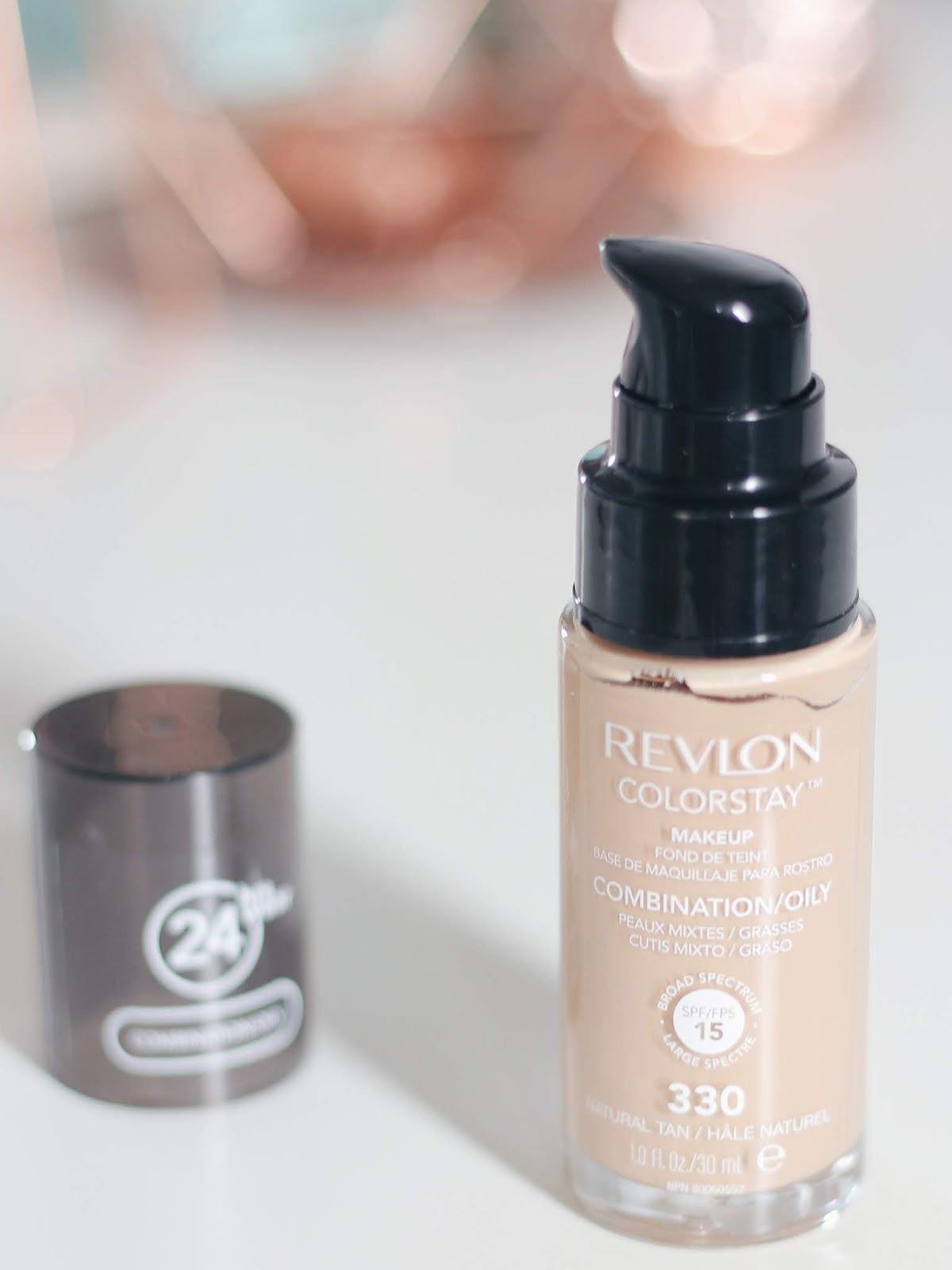 revlon colorstay foundation review indonesia