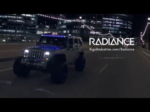 rigid industries radiance pod review