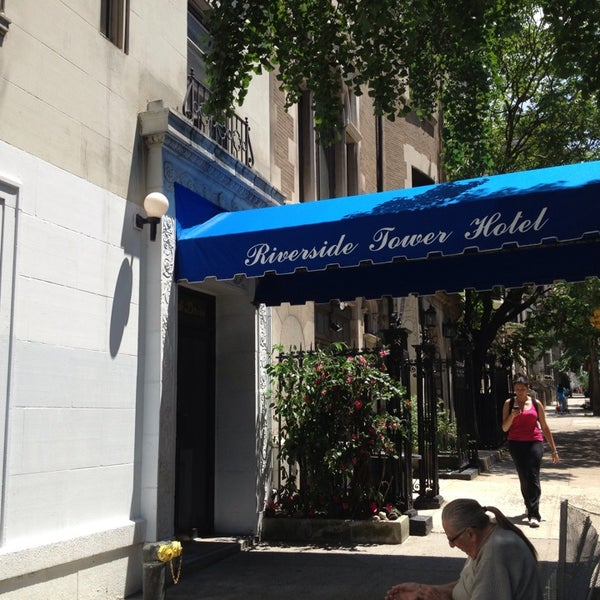 riverside tower hotel new york reviews