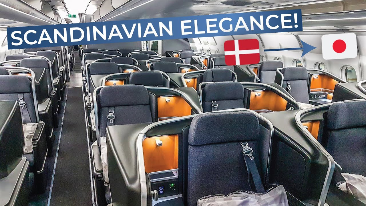 sas airlines business class review