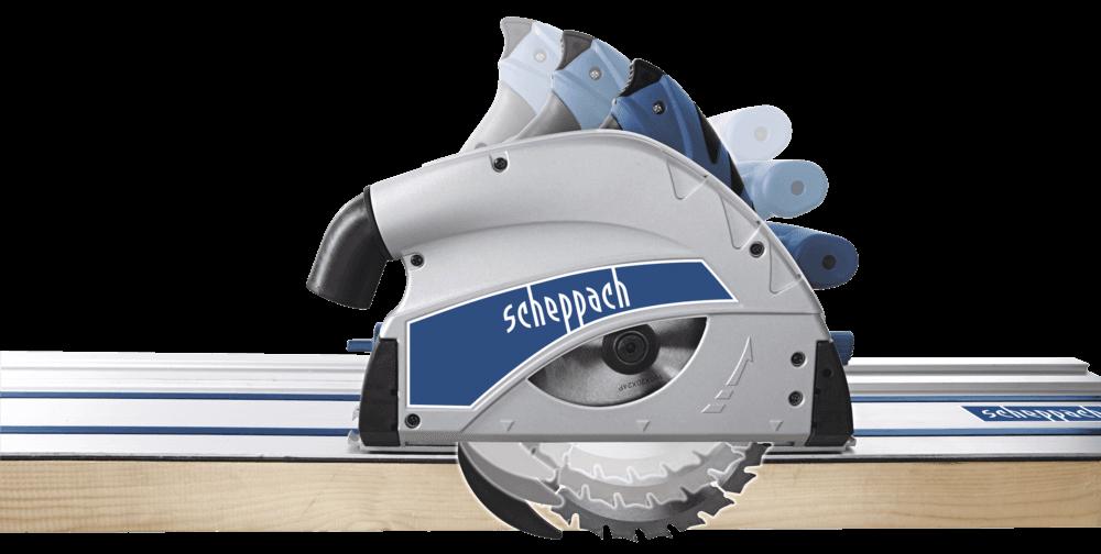 scheppach pl55 plunge saw review
