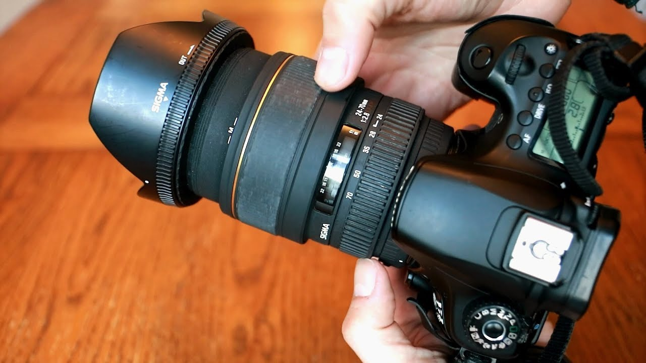 sigma 24 70mm f 2.8 review