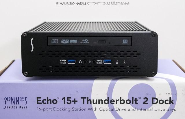 sonnet echo 15 thunderbolt dock review