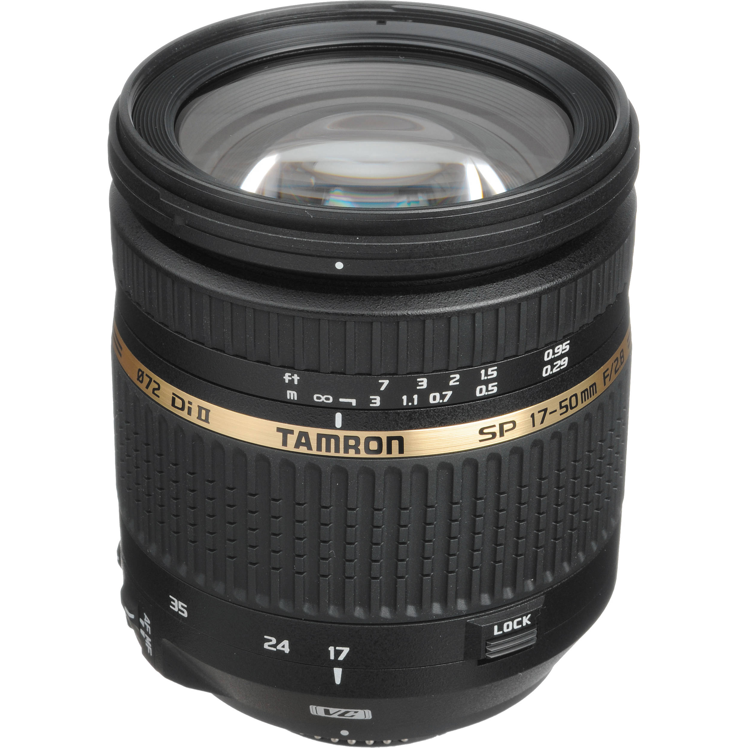 tamron 17 50mm f2 8 vc review