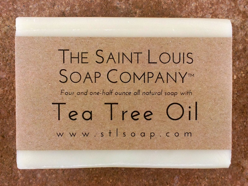 tea tree oil soap review