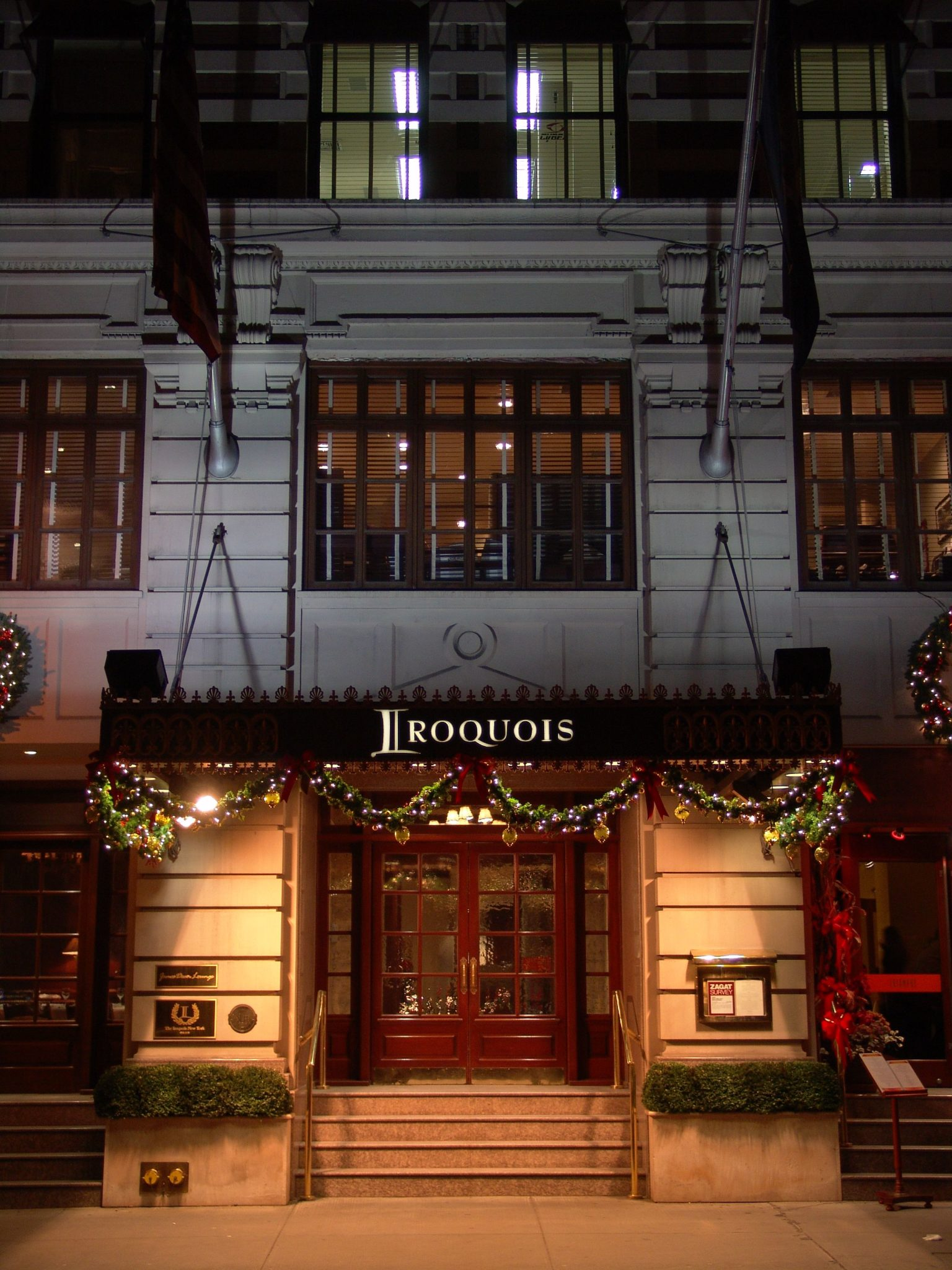 the iroquois new york reviews