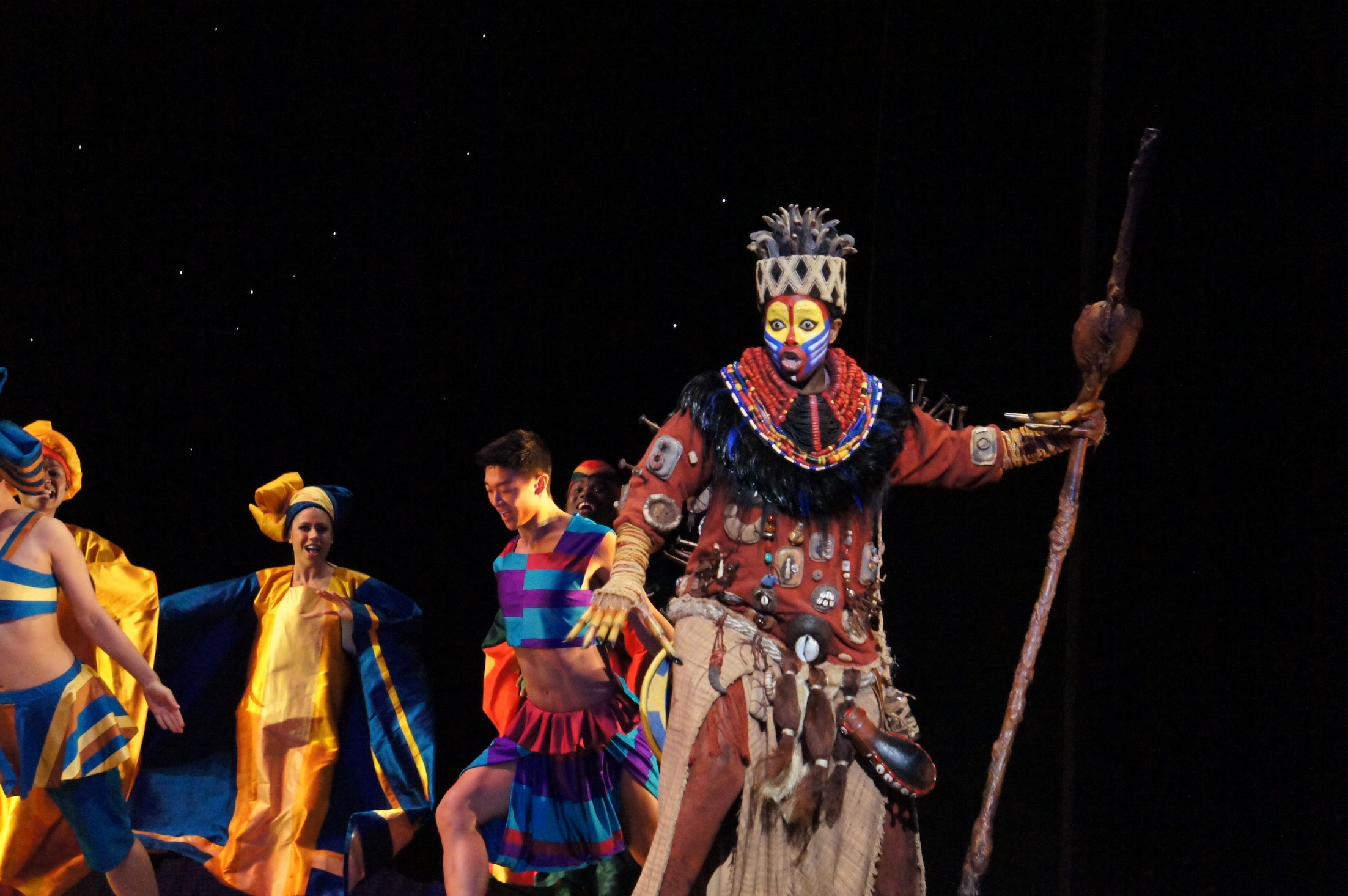 the lion king melbourne review