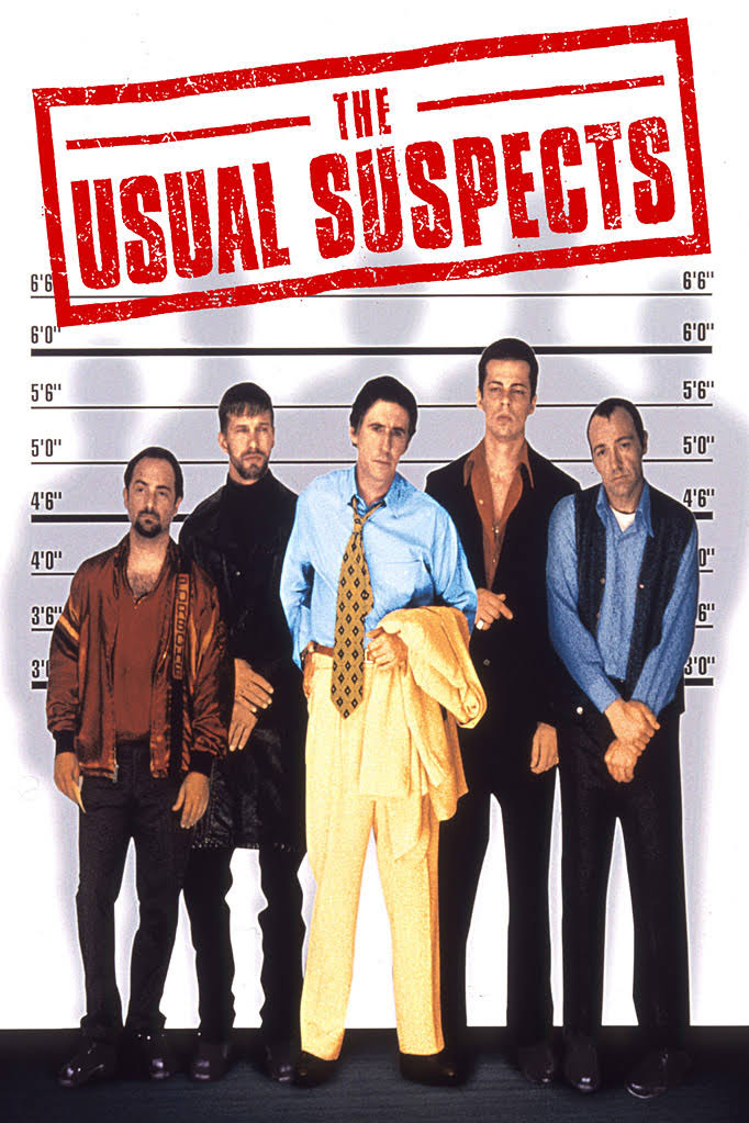 the usual suspects movie review