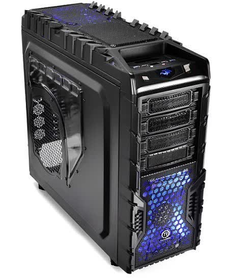 thermaltake overseer rx i review