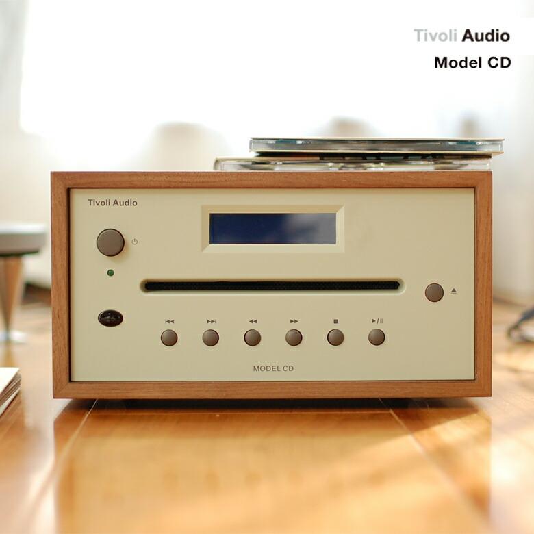 tivoli audio model cd player review