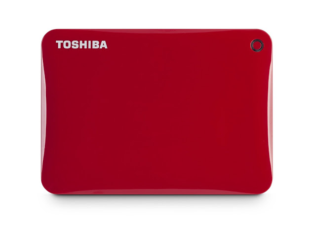 toshiba 1tb canvio connect ii portable hard drive review