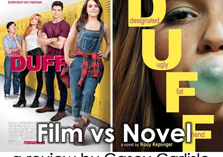 up the duff book review
